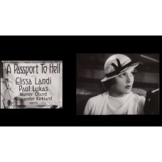 A Passport to Hell 1932 dvd Elissa Landi Paul Lukas Warner Oland // Frank Lloyd