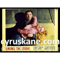 POSTER MOVIE  Among the Living (1941)  TYPE 1 SIZE A4