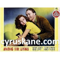 POSTER MOVIE  Among the Living (1941)  TYPE 2 SIZE A4