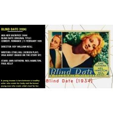 Blind Date (1934) Director: Roy William Neill Ann Sothern, Neil Hamilton   w