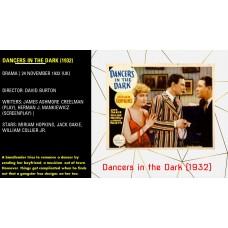 Dancers in the Dark (1932) Director: David Burton Miriam Hopkins, Jack Oakie
