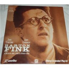 Barton Fink (1991) Laserdisc