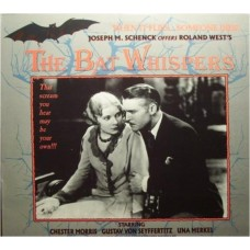 BAT WHISPERS, THE Laserdisc LD