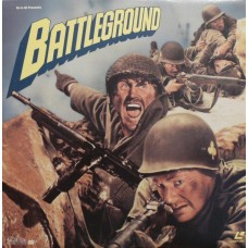 Battleground Laserdisc LD