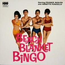 Beach Blanket Bingo (1965)  Laserdisc