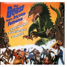 THE BEAST FROM 20000 FATHOMS RAY HARRYHAUSEN  LASERDISC ld