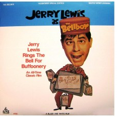 The Bellboy Laserdisc LD Jerry Lewis