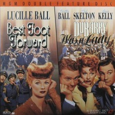 Best Foot Forward & Du Barry Was A Lady (1943) Laserdisc LD double feature  [ML102570] ld
