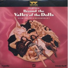 BEYOND THE VALLEY OF THE DOLLS Laserdisc LD [1101-85]