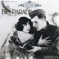 BIG PARADE (THE)  LASERDISC John Gilbert, Renée Adorée, Hobart Bosworth ld