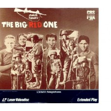 The Big Red One Laserdisc LD