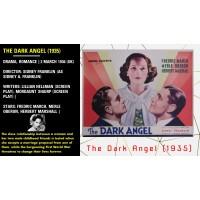 The Dark Angel (1935) Fredric March, Merle Oberon, Herbert Marshall w