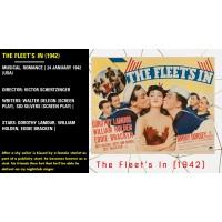 The Fleet's In (1942) Victor Schertzinger Dorothy Lamour, William Holden, Eddie