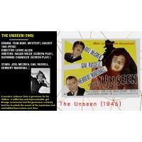 The Unseen (1945) Joel McCrea, Gail Russell, Herbert Marshall Dir Lewis Allen  w