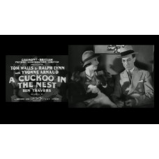 A Cuckoo in the Nest (1933) Tom Walls , Ralph Lynn Grace Edwin