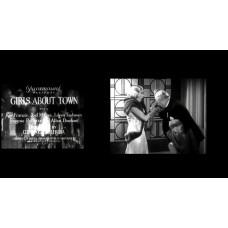 Girls About Town (1931) Kay Francis Joel McCrea Lilyan Tashman // George Cukor