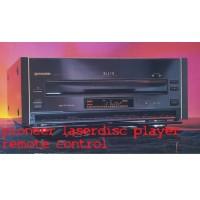 pioneer laserdisc player remote control     pioneer laserdisc player remote control