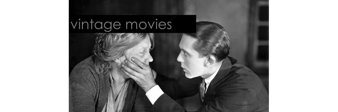 vintage movie on vhs