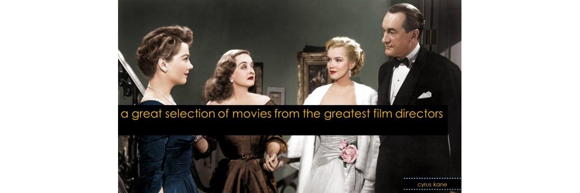 vintage movie on dvd film
