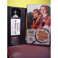 The Kennel Murder Case (1933) VHS  Mystery  Director: Michael Curtiz   Stars: William Powell, Mary Astor, Eugene Pallette