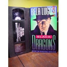 Black Dragons (1942) Bela Lugosi, Joan Barclay, George Pembroke